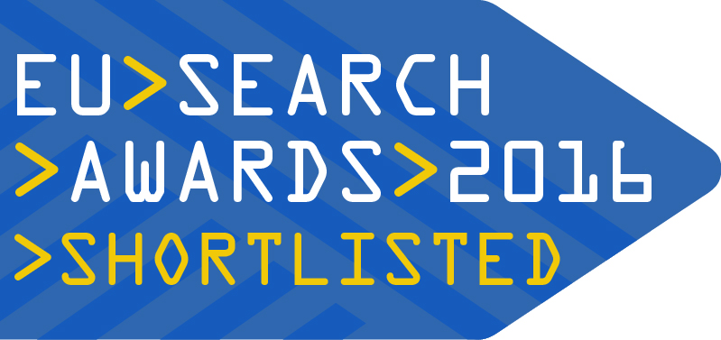 The News Dashobard is shortlisted in the category innovation - software