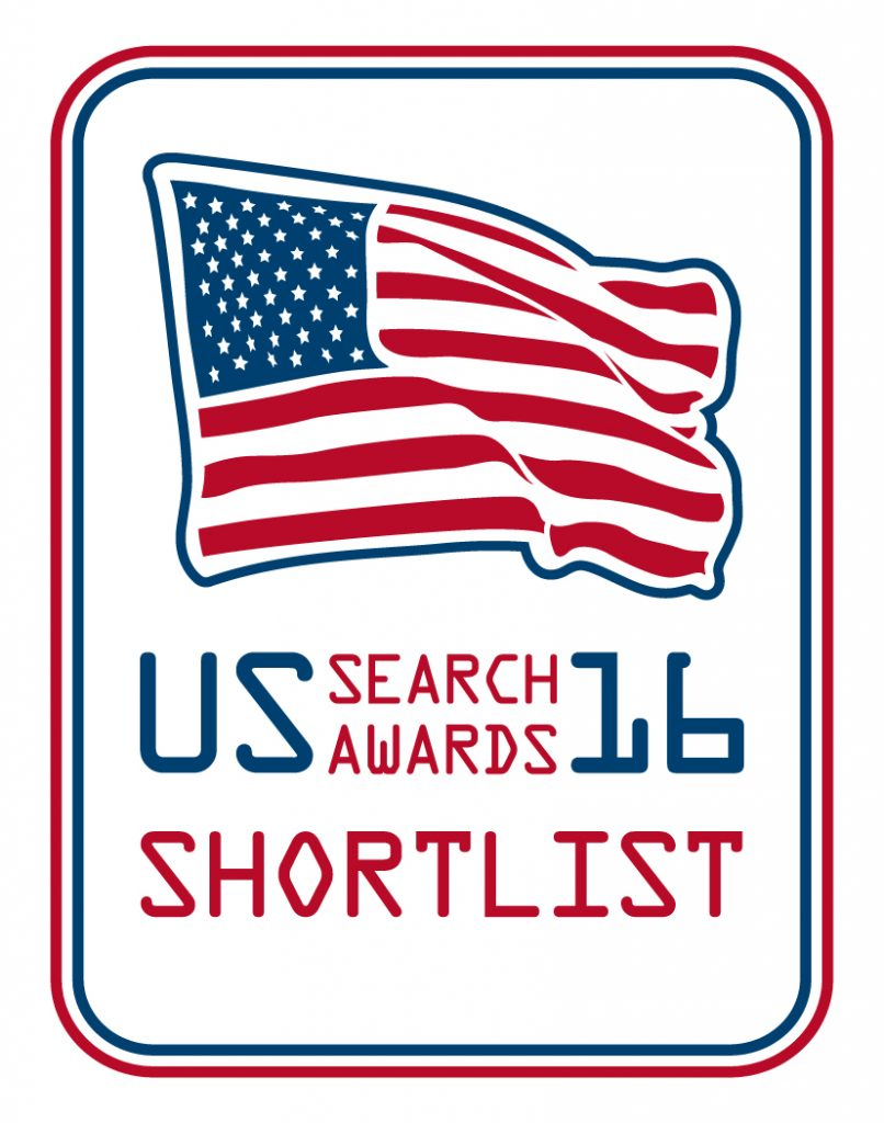 "The News Dashboard is nominated in the category ""Best Search Software Tool""."