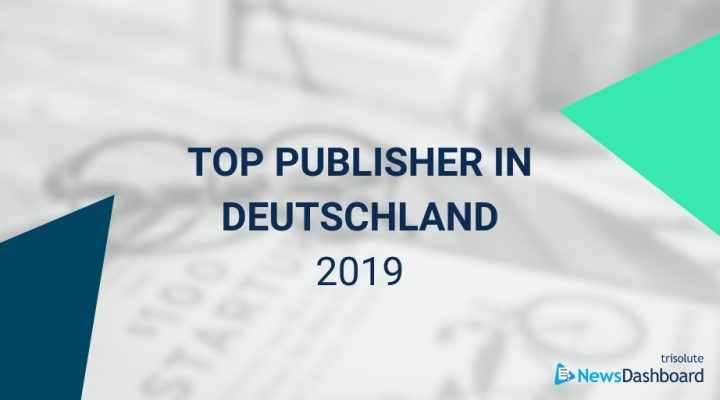 Header für Deutschlands Top Publisher auf Google 2019